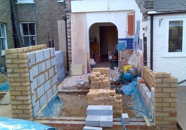 Home Extensions Ealing