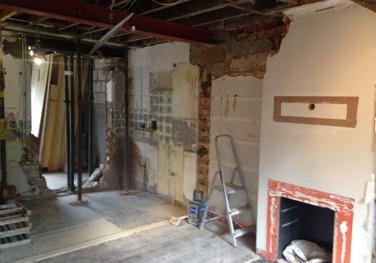 House refurbishment Ealing